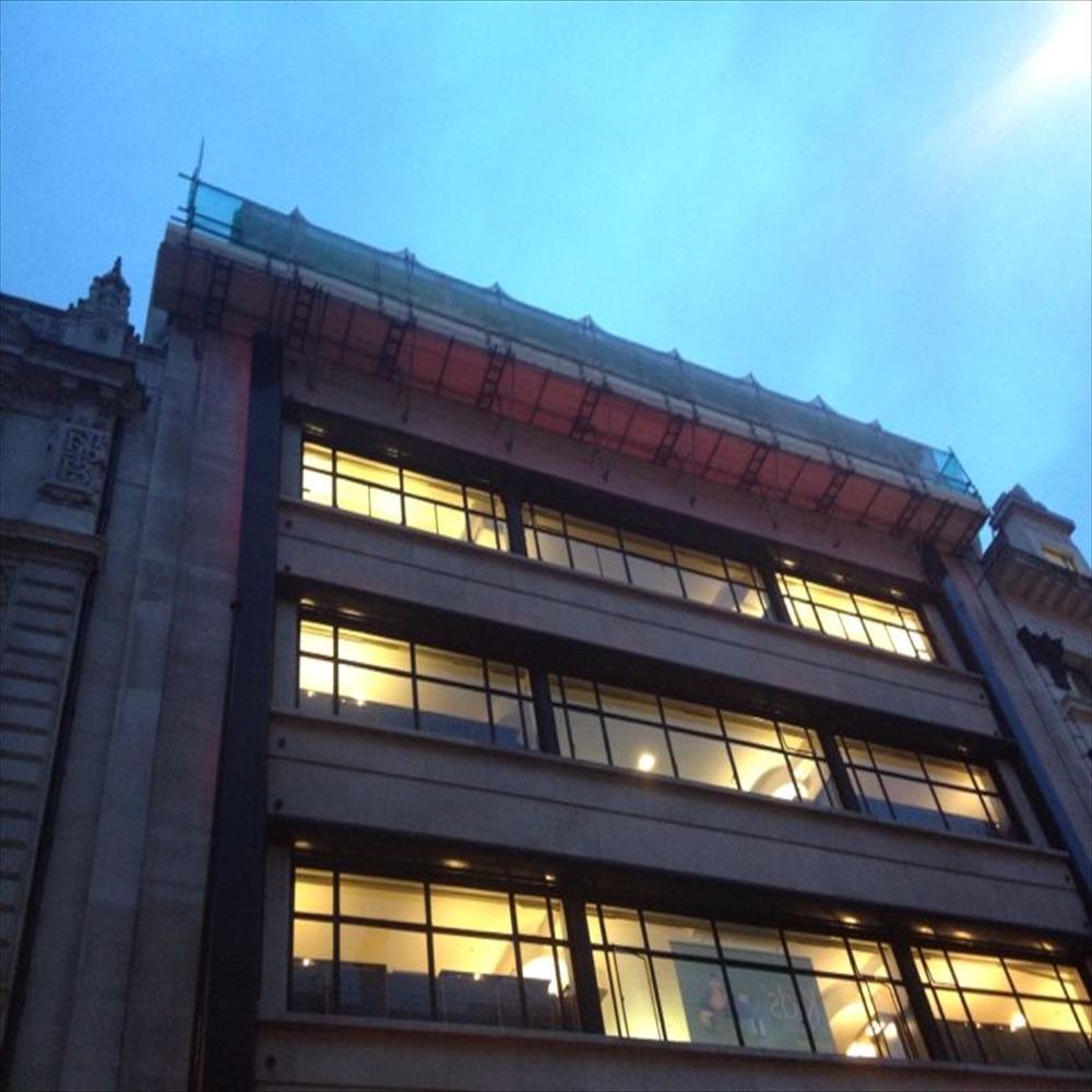 Scaffolding Services London