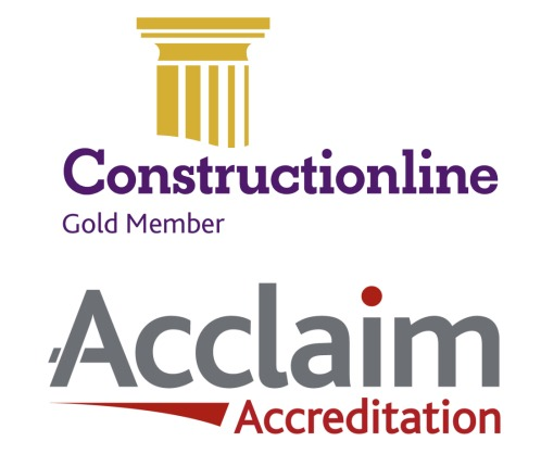 M&G (UK) Scaffolding Ltd Constructionline Accredited